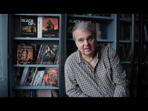 Vidéo de Stephen Desberg