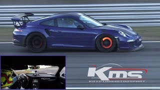 Fast OnBoard Driving at Monza Circuit in a Porsche 991 GT3 RS – Best Lap 1:59.74!