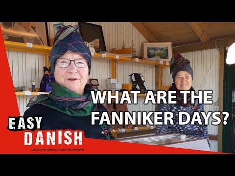 The Fanø folk costume from Denmark | Easy Danish 16 photo