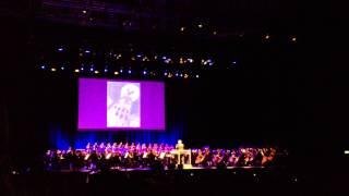 The Batman Theme - BBC Orchestra Live @ Birmingham NIA