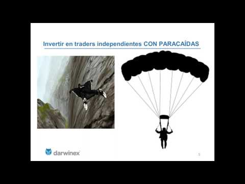 Gestión colaborativa 2.0: invierte en traders con paracaídas