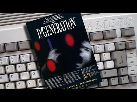 Amigamers Review #29 DGeneration