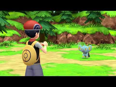 Return to the Sinnoh region in Pokémon Brilliant Diamond and Pokémon Shining Pearl!
