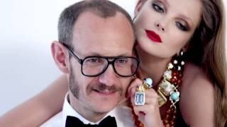 David Webb Fall 2012 Ad Campaign featuring Terry Richardson