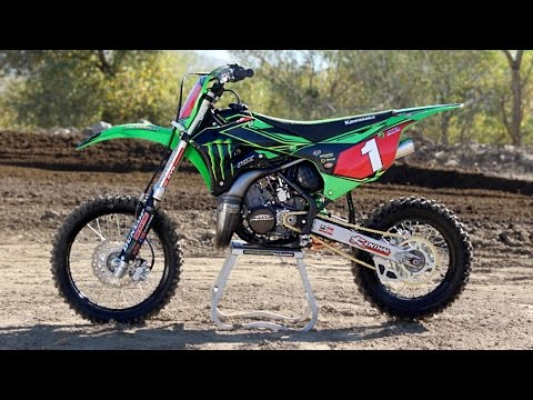 Pro Circuit Kawasaki KX85 | Mini Ripper | TransWorld Motocross