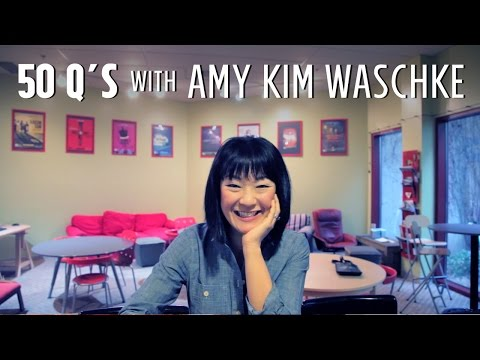 50 Questions with Amy Kim Waschke