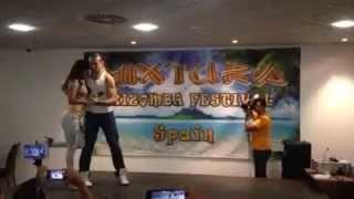Albir & Isabelle vs Felicien & Sara Panero