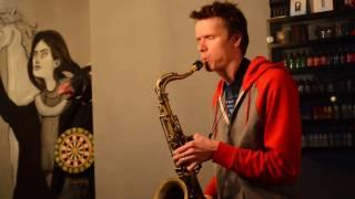Derek Brown - кавер на фуги Моцарта