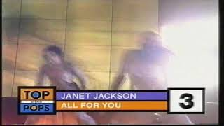 "Janet Jackson - ""All For You"" (TOTP 2001)"
