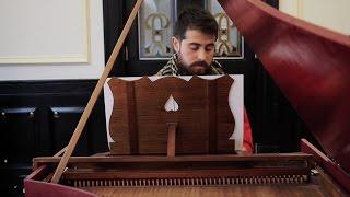Baroque Suite - Allemande - Galo Ortiz (Feat. Armín Yaldaei)