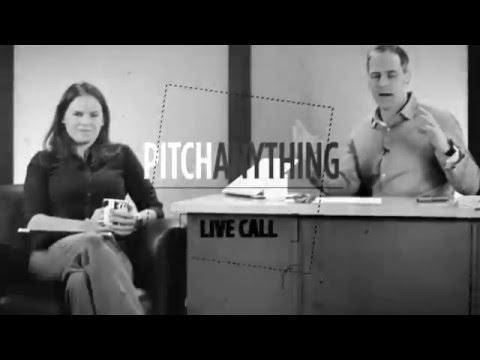 Pitch Anything LIVE Call Highlights 1-14-16