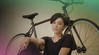 CHEAP THRILLS - SIA - Played on a BICYCLE - KHS & Kina Grannis Cover width=