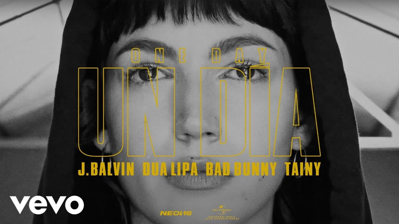 J. Balvin - UN DIA (ONE DAY)