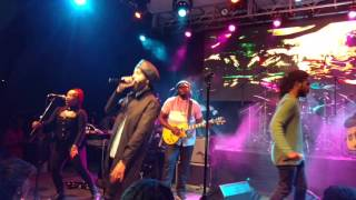Protoje feat. Chronixx - Who Knows (Ancient Future Live Concert)