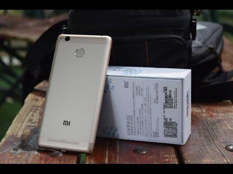 Xiaomi Redmi 3S - unboxing și primele impresii