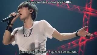 Spyair : My World (Subtitulos en español y karaoke en japones romaji)