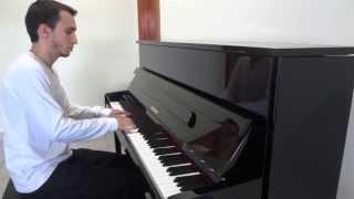 O Meu Guri - Chico Buarque.  / Bruno Camargo - piano