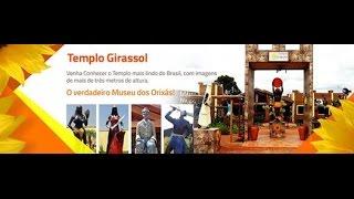 DIA 07/12/2015  INAUGURAÇÃO DO TEMPLO DE QUIMBANDA TEMPLO GIRASSOL