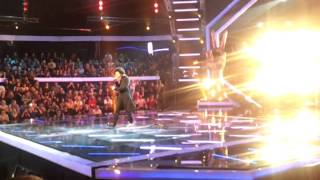 Eagle Eye Cherry - Save Tonight (live in Romania) at THE VOICE