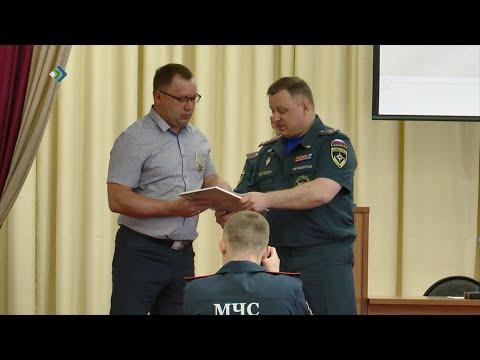 Двум жителям Коми вручили медали «За спасение погибающих на водах»