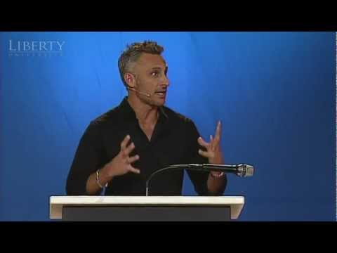 Tullian Tchividjian - Liberty University Convocation
