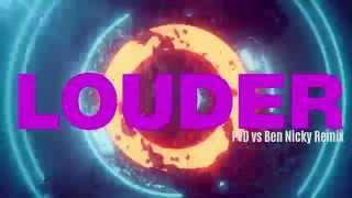 Paul van Dyk & Roger Shah feat. Daphne Khoo - Louder (PvD vs Ben Nicky Remix)