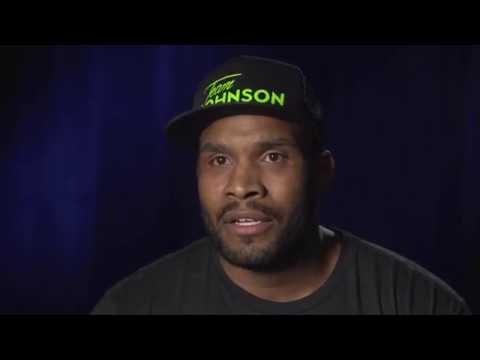 Tony Johnson - Full Interview