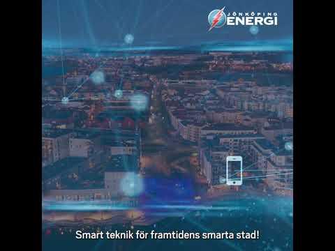Vi möjliggör den smarta staden med IoT-teknik, sensorer och LoRa-nät