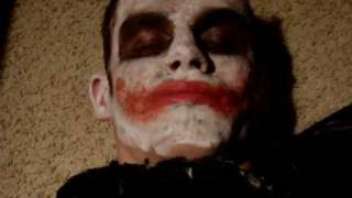 "Joker Impersonation / Impression : REVISED Why So Serious ""Scars"" Story"