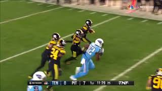 """Mike Hilton Highlights """"Started from the Bottom"""""""