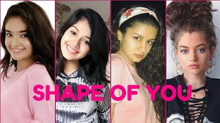 SHAPE OF YOU MUSICALLY