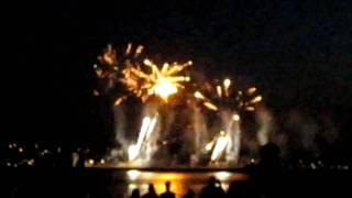 Fogos de Artifício em Vancouver