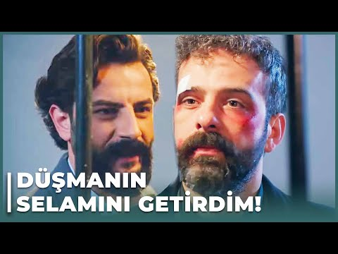 Emir ve Ümit'in Hapishane Yüzleşmesi | Yemin 347. Bölüm
