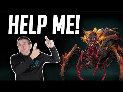 MID GAME LOW SPEND! SPIDER 17 COACHING! | Raid: Shadow Legends