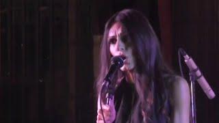 Άσπα Τσίνα live - Ποιος τη ζωή μου