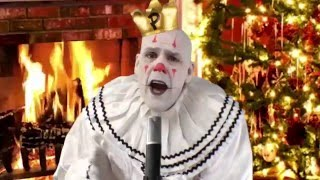 Christmas Time Is Here -  Vince Guaraldi - COVER by Puddles Pity Party (sad clown style)
