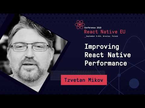 Improving React Native Performance
