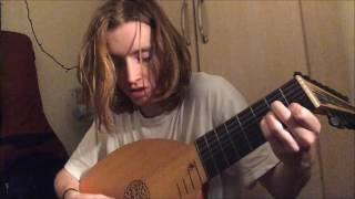Wolven Storm Cover - Aidan King