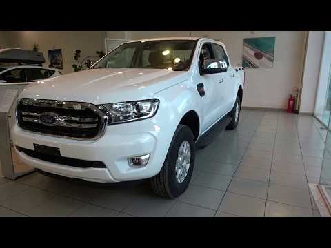 The new FORD RANGER 2 0cc truck