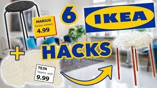 6 DIY IKEA HACKS - EASY, STYLISH & GENIAL! TheBeauty2go