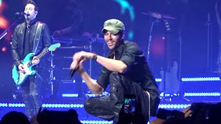 """Enrique performs """"Hero"""" Live at Madison Square Garden (30th June 2017)! Crowd goes wild!"""