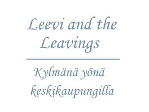 leevi-and-the-leavings-kylmana-yona-keskikaupungilla-julius-omenapora