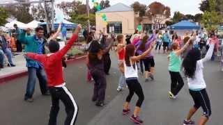 Sex Bomb Flash Mob w Mitch Lang