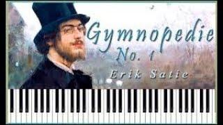 Erik Satie - Gymnopédie no. 1 - Erik Satie Classical Music gymnopedie 1 Piano