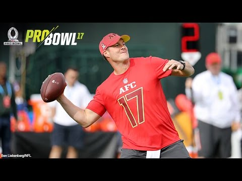 """""""We in it to win this thing right?"""" Philip Rivers Mic'd Up at the Pro Bowl 