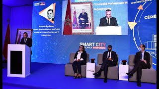 Smart City Casablanca Symposium : Déclaration de Moncef Fadili, expert en planification urbaine
