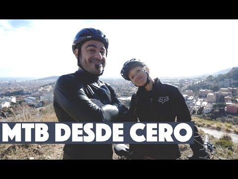 EMPEZAR EN MTB DESDE CERO | Valentí Sanjuan y Laura Celdrán