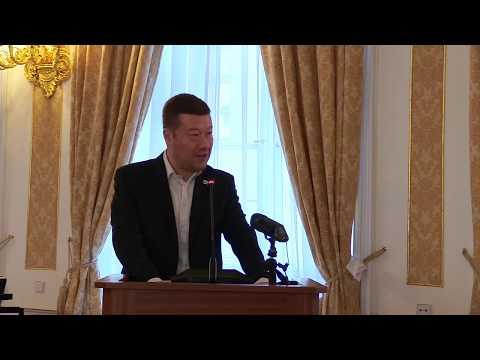 Tomio Okamura: Drogy mezi dětmi jsou vážným problémem