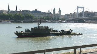 Unexploded WWII bomb brings part of Hungarian capital to a  halt