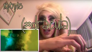 FYDR PRESENTS: ALASKA 5000 REACTING TO SHARON NEEDLES 'DRACULA' MUSIC VIDEO